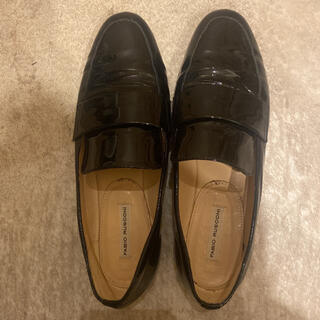 ファビオルスコーニ(FABIO RUSCONI)のファビオルスコーニ エナメルローファー(ローファー/革靴)