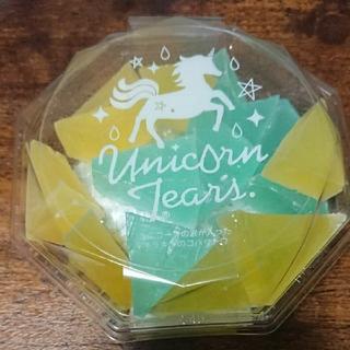 「ポムたん様専用」ユニコーンティアーズ ツインズクリスタル 2個セット(菓子/デザート)