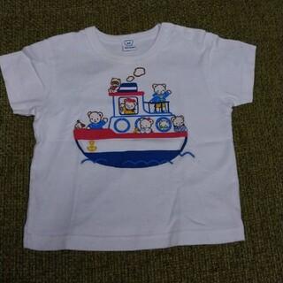 ファミリア(familiar)のファミリア Tシャツ 80(Tシャツ/カットソー)