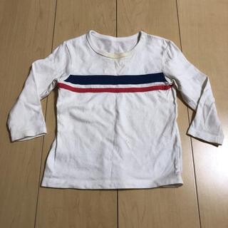 ユニクロ(UNIQLO)のベビー長袖T UNIQLO(Tシャツ)