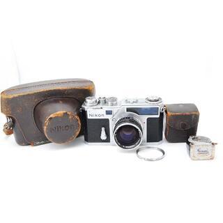 ニコン(Nikon)の現状品 ニコンNikon SP 後期 6217618 難あり #1340911(フィルムカメラ)