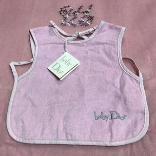 baby Dior - ベビーディオール スタイ ピンク