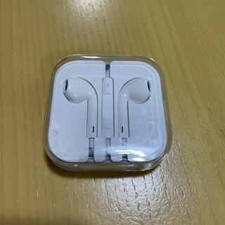 iPhone - iPhone純正イヤホン