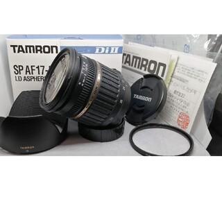 TAMRON - TAMRON SP AF17-50mm F2.8 XR Di Ⅱ