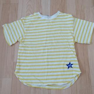 ムージョンジョン(mou jon jon)の130 ムージョンジョン・ボーダーTシャツ(Tシャツ/カットソー)