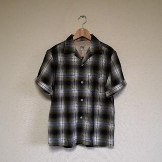 トウヨウエンタープライズ(東洋エンタープライズ)のジェラード オンブレチェック 半袖シャツ sizeM(シャツ)