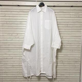 ヨウジヤマモト(Yohji Yamamoto)のY's ロング丈シャツ 新品(シャツ/ブラウス(長袖/七分))