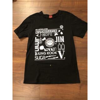 ボウダンショウネンダン(防弾少年団(BTS))のBTS  Tシャツ(Tシャツ/カットソー(半袖/袖なし))