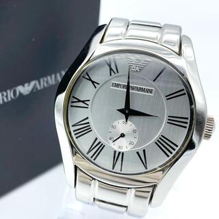 エンポリオアルマーニ(Emporio Armani)の新品電池 EMPORIO ARMANI エンポリオアルマーニ メンズ腕時計(腕時計(アナログ))