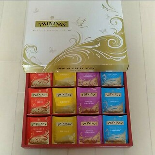 トワイニング 紅茶 クオリティ コレクション 60袋(茶)