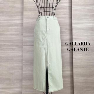 ガリャルダガランテ(GALLARDA GALANTE)のGALLARDAGALANTE ガリャルダガランテ タイトスカート(ロングスカート)