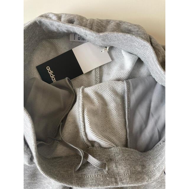 adidas(アディダス)の新品150 アディダス スウェット ハーフパンツ キッズ/ベビー/マタニティのキッズ服男の子用(90cm~)(パンツ/スパッツ)の商品写真