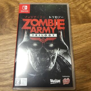 Nintendo Switch - Zombie Army Trilogy Switch