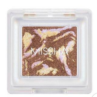 MISSHA - 新品未開封 MISSHA ミシャ グリッタープリズムシャドウマーブル GBR06