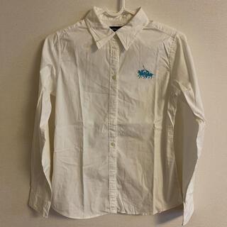 ラルフローレン(Ralph Lauren)のラルフローレン  長袖ブラウス 150(ブラウス)