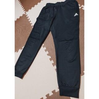アディダス(adidas)の☆アディダス スエットパンツ 黒 サイズO ●ASP-202(トレーニング用品)