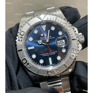 ROLEX - ロレックス ROLEX ヨットマスター 116622 ブルー