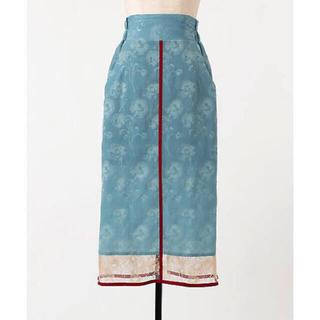 mame - mame カーネーション ウィロー スカート