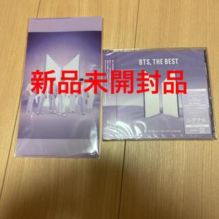 ボウダンショウネンダン(防弾少年団(BTS))のBTS THE BEST 通常盤 未開封品(K-POP/アジア)