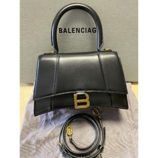 Balenciaga - バレンシアガ  アワーグラス ハンドバッグ Sサイズ