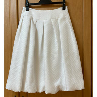 エムズグレイシー(M'S GRACY)のM's gracy♡2019春夏♡バルーンスカート(ひざ丈スカート)