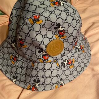 グッチ(Gucci)の帽子(ハット)