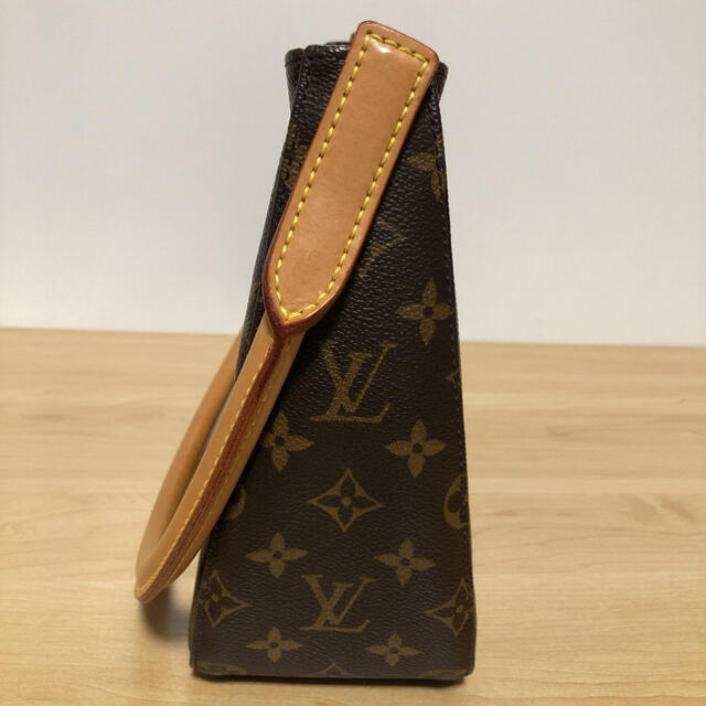 LOUIS VUITTON(ルイヴィトン)のルイヴィトン モノグラム ルーピングMM ショルダーバッグ ハンドバッグ レディースのバッグ(ショルダーバッグ)の商品写真