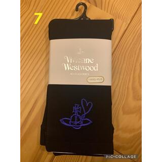 ヴィヴィアンウエストウッド(Vivienne Westwood)のラスト1点★新品ヴィヴィアンウェストウッドレギンス ブラック(レギンス/スパッツ)