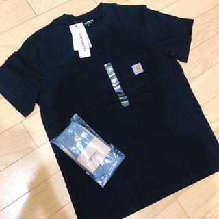 carhartt - 新品★Carhartt Tシャツ  靴下付き★L