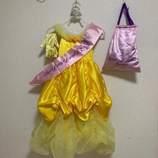 Disney - ビビディバビディブティック 110 美女と野獣 ベル ドレス フルセット ワンピ