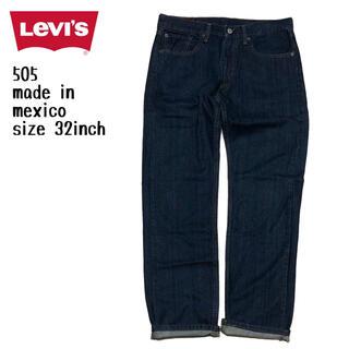 リーバイス(Levi's)の*3777 levis リーバイス 505 メキシコ製 デニムパンツ (デニム/ジーンズ)