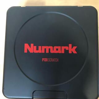 numark pt01scratch(ターンテーブル)