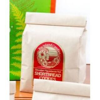 ハワイ土産 ビッグアイランドキャンディーズ マカダミアナッツショートブレッド(菓子/デザート)