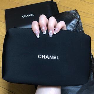 Chanelポーチ