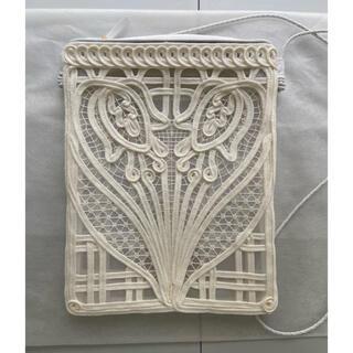 マメ(mame)のmame kurogouchi Cording Embroidery Pouch(ショルダーバッグ)