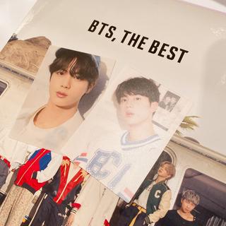 防弾少年団(BTS) - BTS THE BEST FC限定版 JIN ジン トレカのみ