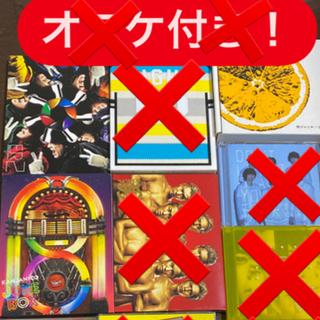 カンジャニエイト(関ジャニ∞)の【オマケ付】関ジャニ CDセット シングルアルバム12点(ポップス/ロック(邦楽))