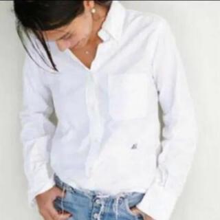 マディソンブルー(MADISONBLUE)のマディソンブルー 白シャツ オックスフォードシャツ ボタンダウン(シャツ/ブラウス(長袖/七分))