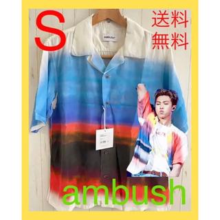アンブッシュ(AMBUSH)の【 Sサイズ】BTS RM氏着用 希少モデル ambush アロハシャツ (シャツ)