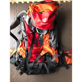 ドイター(Deuter)のドイター AirContact 45ℓ(登山用品)