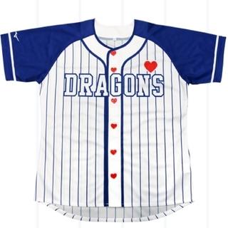チュウニチドラゴンズ(中日ドラゴンズ)の中日ドラゴンズ♡2021年ドラ恋 ガールズユニフォーム(応援グッズ)