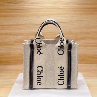 Chloe クロエ woody トートバッグ