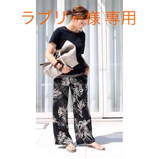 ドゥーズィエムクラス(DEUXIEME CLASSE)の★2021SS 新品★botany パンツ(カジュアルパンツ)