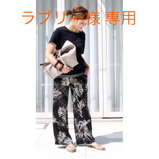 DEUXIEME CLASSE - 【ラブリー様 専用】★2021SS 新品★botany パンツ