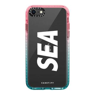 SEA - WIND AND SEA iPhoneケース 7.8.SE