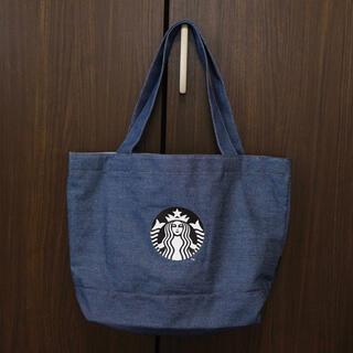 Starbucks Coffee - 【新品】台湾スターバックス デニムトートバッグ サイレン 海外限定 台湾スタバ