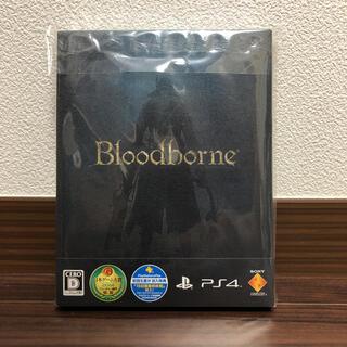 PlayStation4 - Bloodborne ブラッドボーン 初回限定版