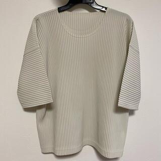 ISSEY MIYAKE - homme plisse issey miyake Tシャツ カットソー