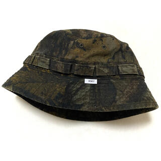 W)taps - wtaps 20ss jungle hat ジャングル ハット XL