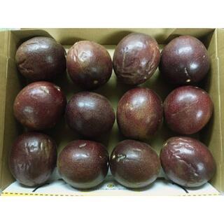 大きさ不揃いのお買い得!沖縄産 無農薬パッションフルーツ コンパクトBOX品!(フルーツ)